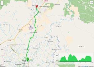 mapa de ribeirao grande - rota de onibus capao bonito - ribeirao grande