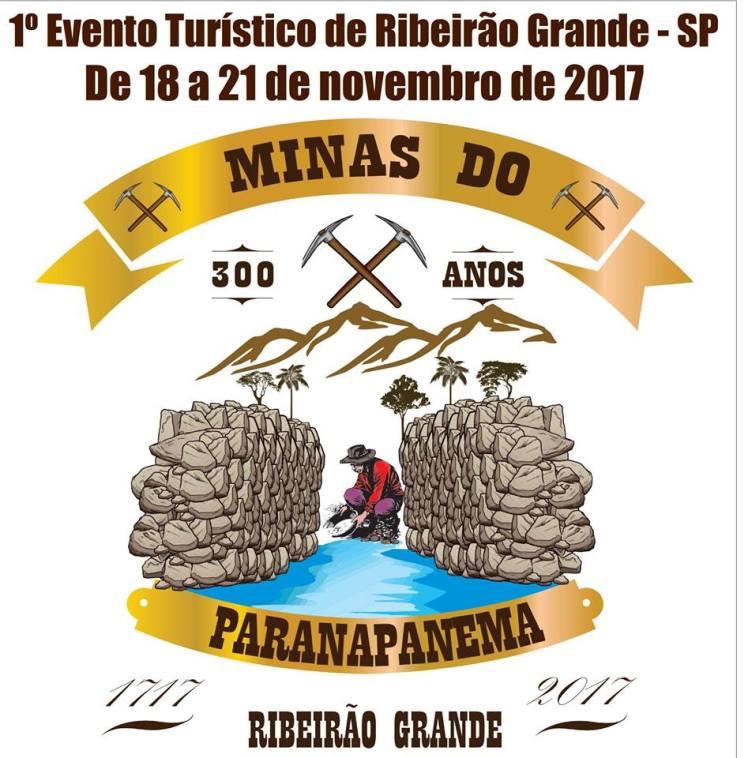 Primeiro Evento Turístico Ribeirão Grande 2017 300 Anos Minas Paranapanema