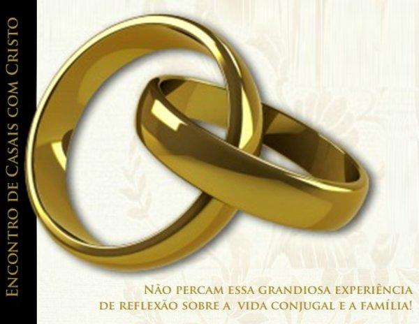 ECC - Encontro de Casais com Cristo 2018