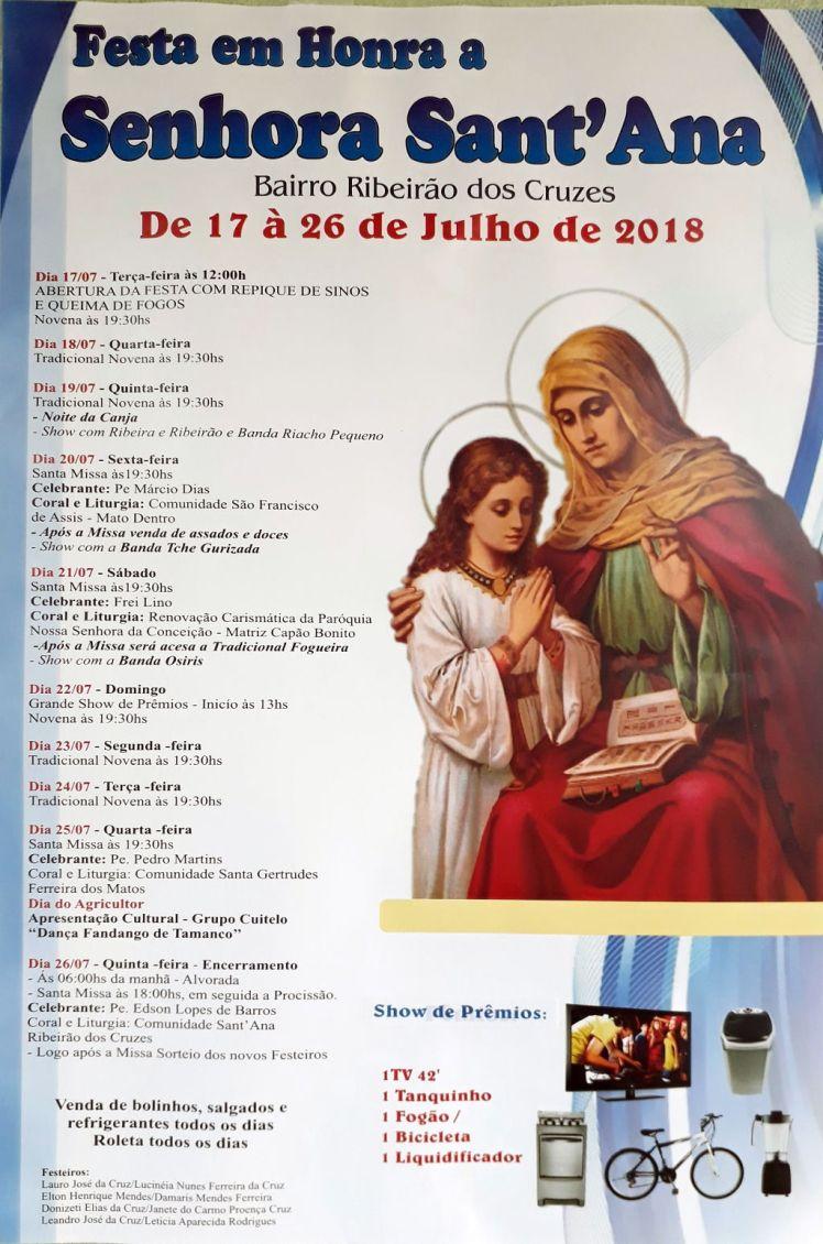 Festa em Honra a Senhora Sant'Ana