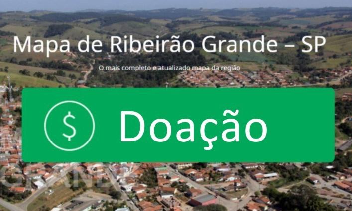 Apoie o Mapa de Ribeirão Grande